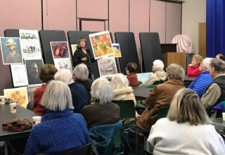 Art Matters lecture