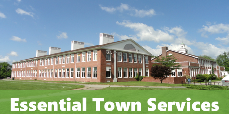 Essential Town Services